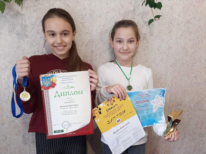 Вихованці Маньківської дитячої школи мистецтв стали переможцями всеукраїнських та міжнародних конкурсів