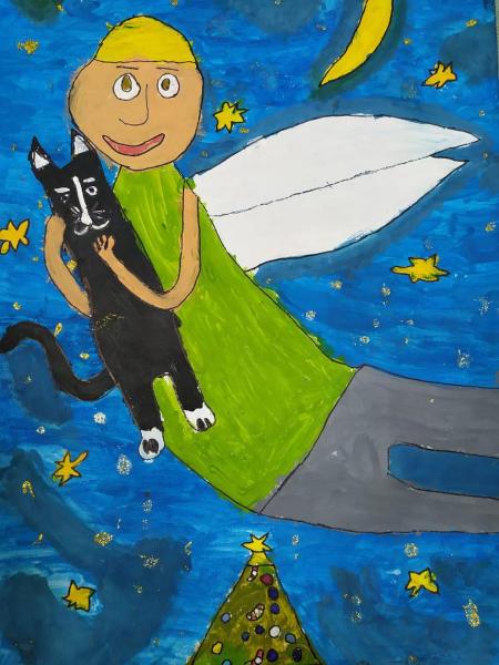 У Черкасах завершився конкурс «Автопортрет з котиком»
