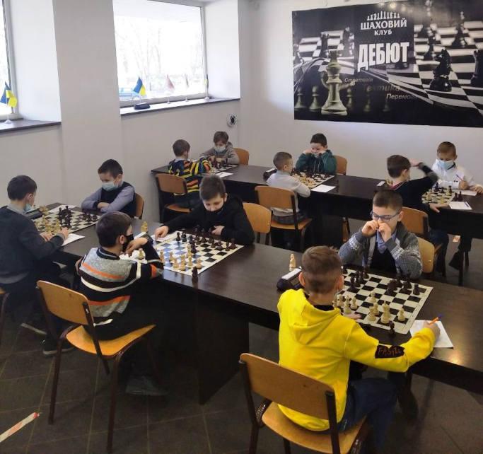 Завершився чемпіонат Черкаської області серед юнаків та дівчат із шахів