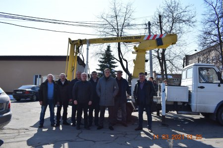 Христинівська громада  запланувала модернізацію системи вуличного освітлення