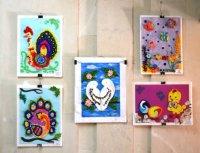 Виставка дитячих творчих виробів відкрилась у Черкасах (фото)