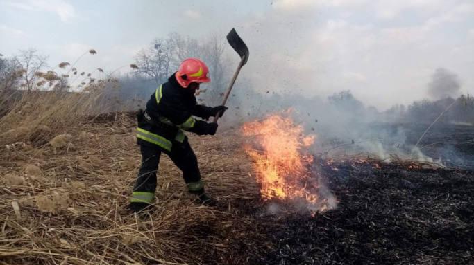 У Корсунь-Шевченківському районі поліція упіймала палія
