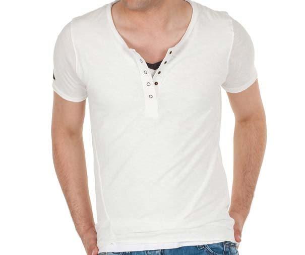 Критерії вибору модної чоловічої футболки