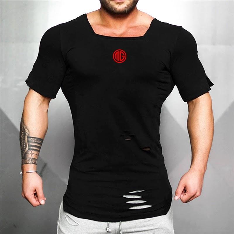 Стильні футболки для чоловіків