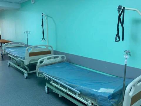 У міську лікарню Сміли придбали багатофункціональні сучасні ліжка