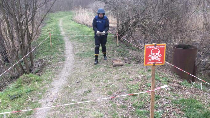 На Черкащині за добу сапери знищили 17 боєприпасів часів війни