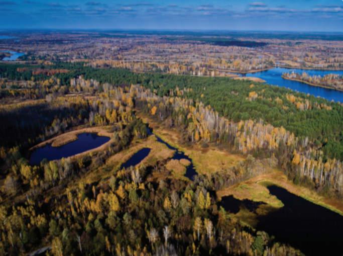 Будівництво водного шляху Е40 на території Білорусі: якими є екологічні ризики для України?