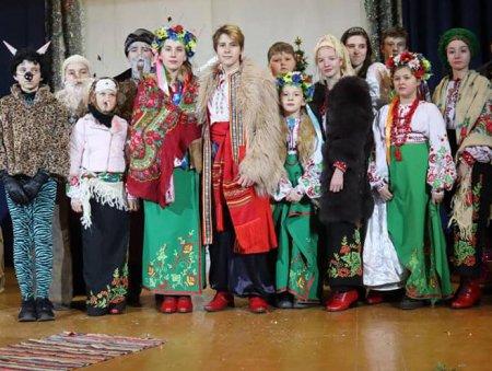 Театрали Червонослобідської громади проводять онлайн-репетиції до Міжнародного фестивалю