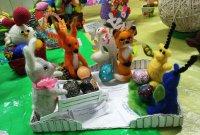У Черкасах відбувся конкурс-виставка «Великодній дивосвіт» (фото)