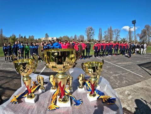 У Каневі відбувся футбольний турнір, присвячений воїнам АТО/ООС