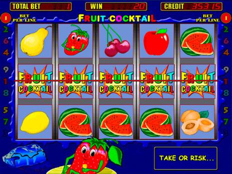 Коротка Історія Fruit Cocktail