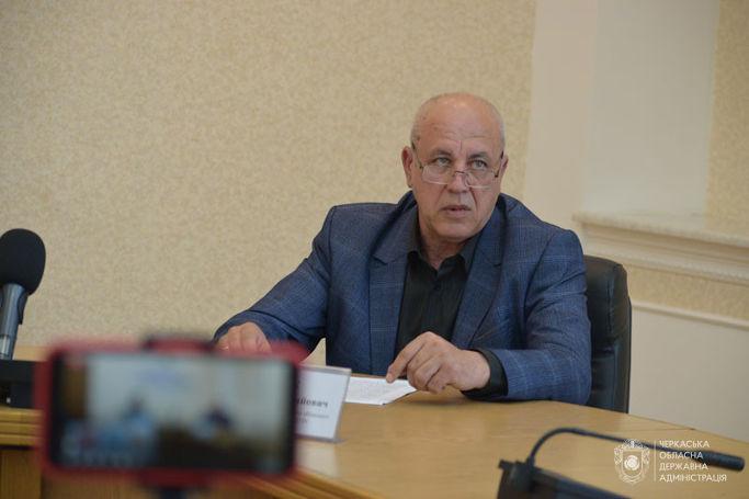 4400 медичних працівників захворіли у Черкаській області на COVID-19 від початку епідемії