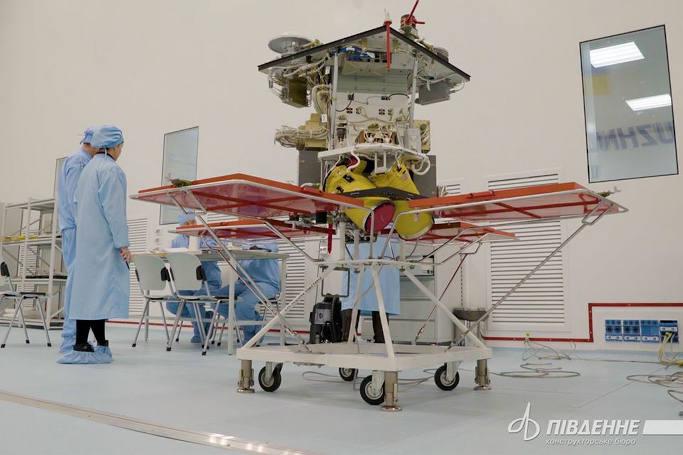 Запуск супутника «Січ-2-30» дасть змогу реалізувати інтереси держави у сфері нацбезпеки і оборони