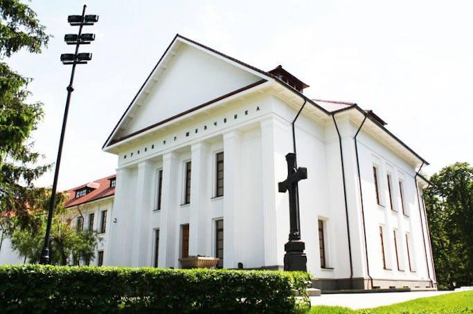 Будинок музею Тараса Шевченка у Каневі реставрують у 2021 році