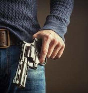 Затримано черкащанина, який незаконно зберігав вогнепальну зброю