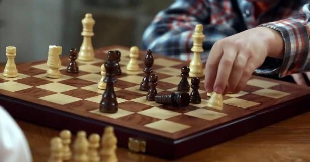 Відбувся перший чемпіонат Золотоніського району зі швидких шахів