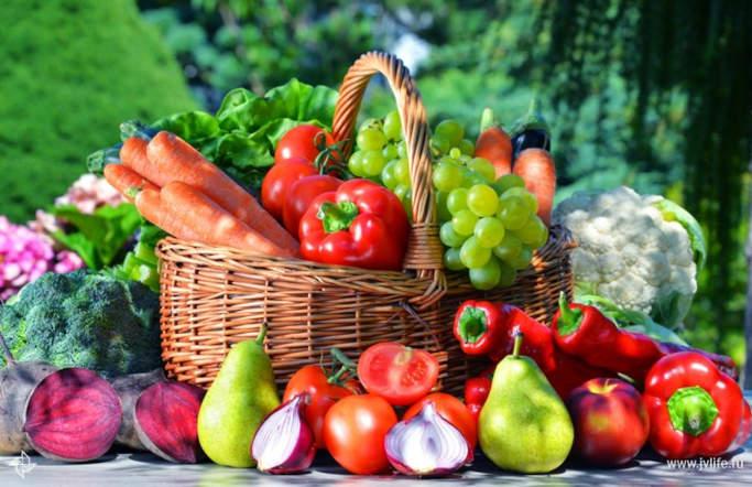 Вітаміни, що необхідні нам влітку