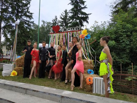 У Червоній Слободі відсвяткували День села