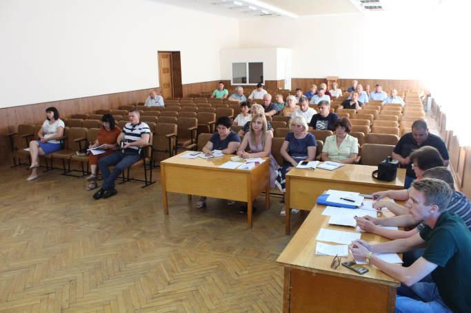 Уманська райрада уклала угоду про співпрацю з муніципалітетом району Купишкис Литовської Республіки
