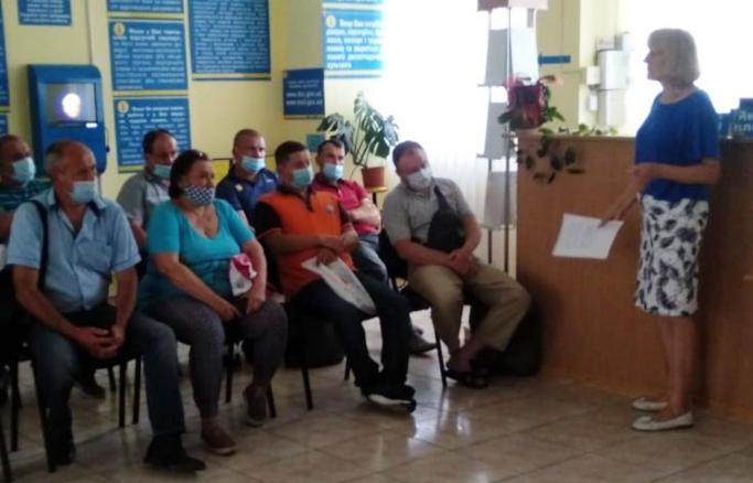 У Кам'янці 10 безробітних почали навчатися на операторів котельні