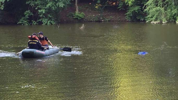 У Золотоніському районі на воді загинула людина