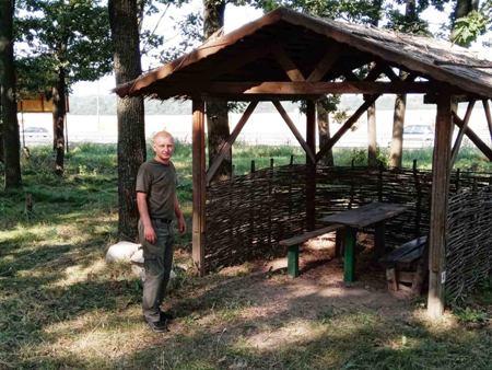 Уманські лісівники наводять лад в рекреаційних пунктах