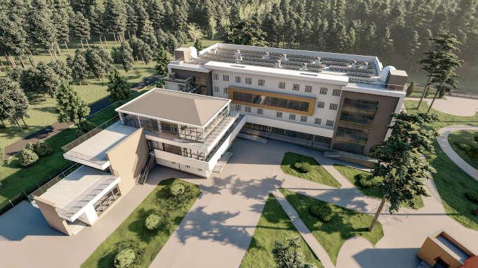Мала академія наук під егідою ЮНЕСКО створює в Україні Міжнародний дитячий науковий центр (відео)
