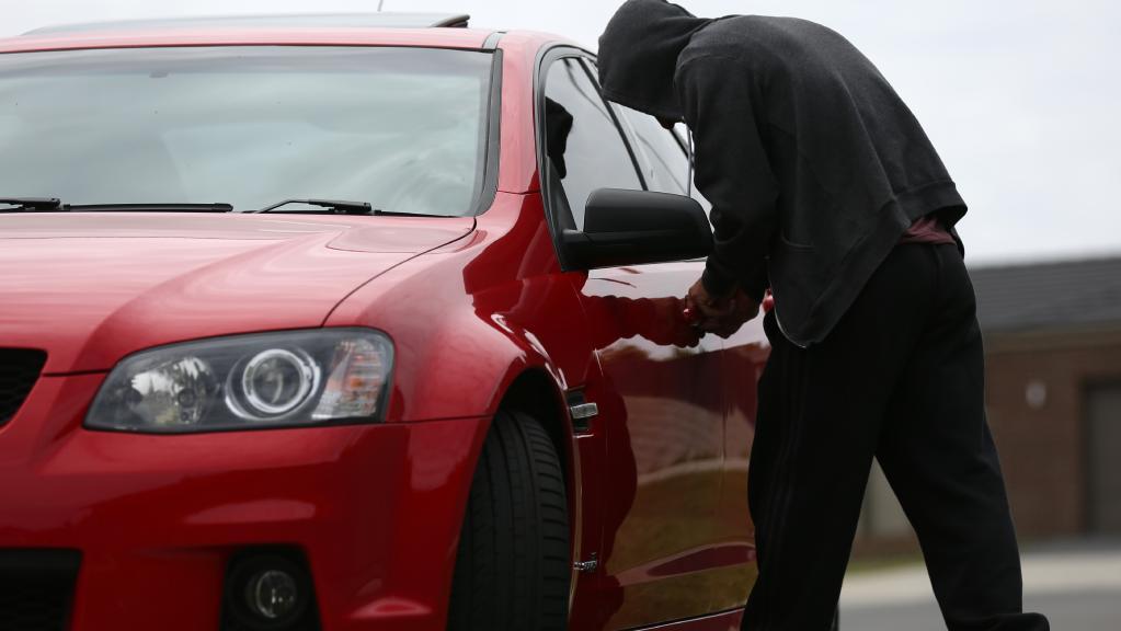 Повідомлено про підозру чоловіку, який обікрав автомобіль черкащанина