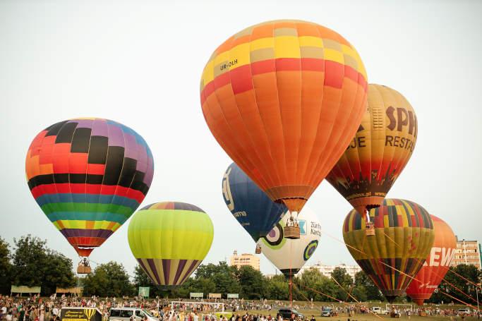 У Черкасах відбудеться унікальний фестиваль повітряних куль «Монгольф'єрія»