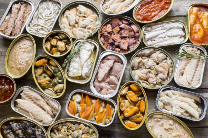 Виробництво готових продуктів і консервів з риби збільшилося в Україні на 24%