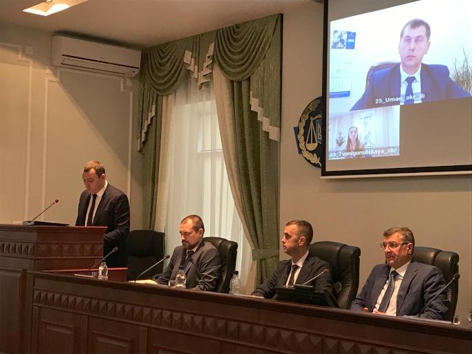 На Черкащині спостерігається зниження рівня злочинності – прокуратура