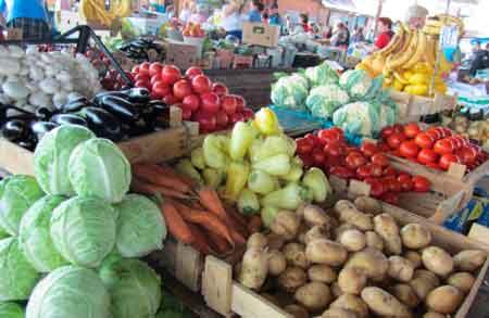 З наступного року в Черкасах можна буде дослідити овочі та фрукти на вміст пестицидів