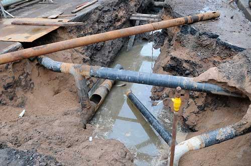 Через ремонт на тепловій мережі перекриють частину вулиці Кривалівської