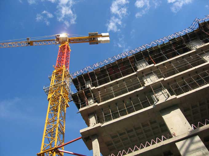 На Черкащині впали темпи будівництва