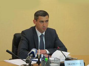 Юрій Ткаченко «мітить» на голову Одеської ОДА
