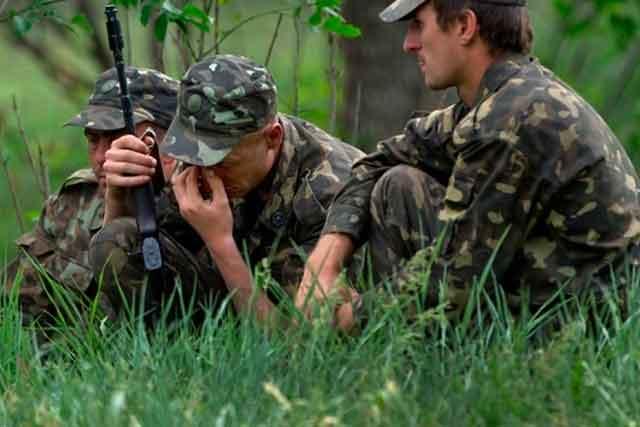 На Черкащині діятимуть партизанські загони