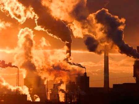 Найбільш забрудненим повітрям дихають жителі Черкас та Монастирищини