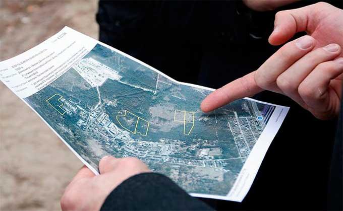 На Черкащині призначені для бійців АТО землі чиновники роздають своїм родичам (відео)
